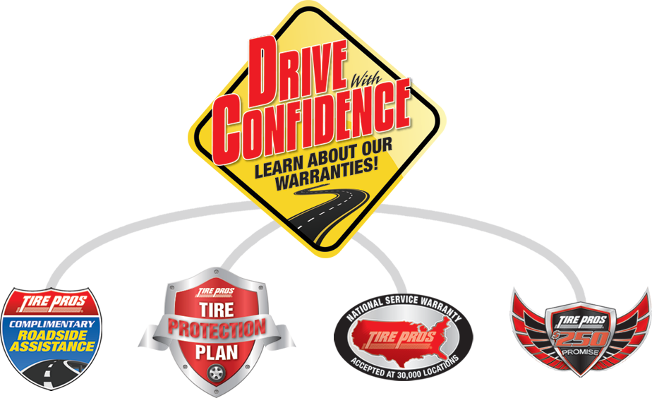 Tire Pros Drive With Confidence Guarantee at 5 Star Tire Pros of Vernal